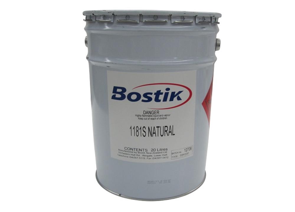 Bostik® 1181 General Purpose Sprayable Adhesive 20L Natural