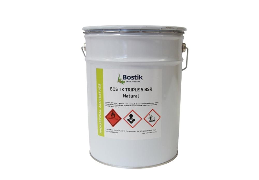 Bostik® 555 General Purpose Sprayable 20L Natural