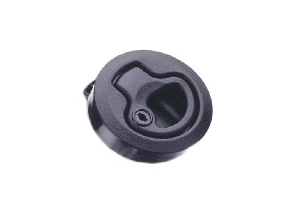 Southco Flush Pull Locking Latch M1-44 Black