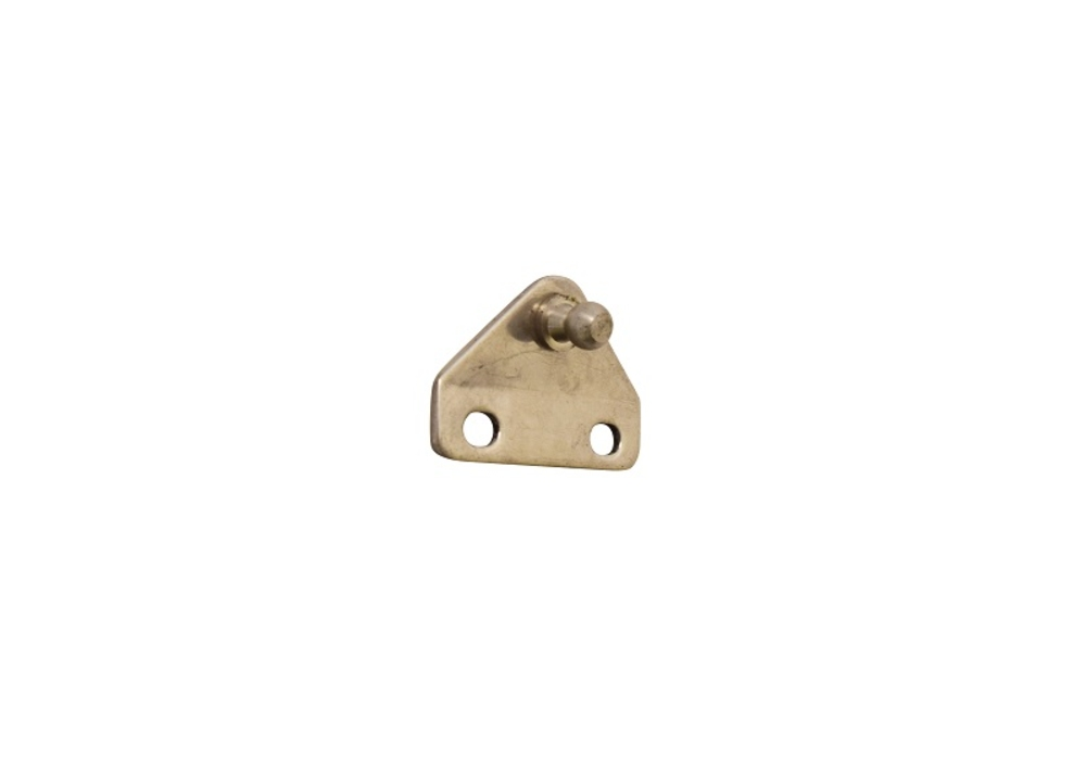 Low Profile Flat Bracket 10mm Ball External