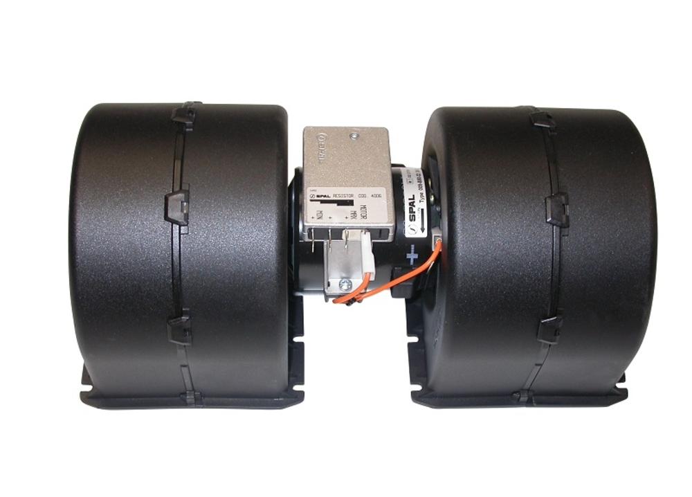 Centrifugal Motor Fan 24V B50 Double Blower