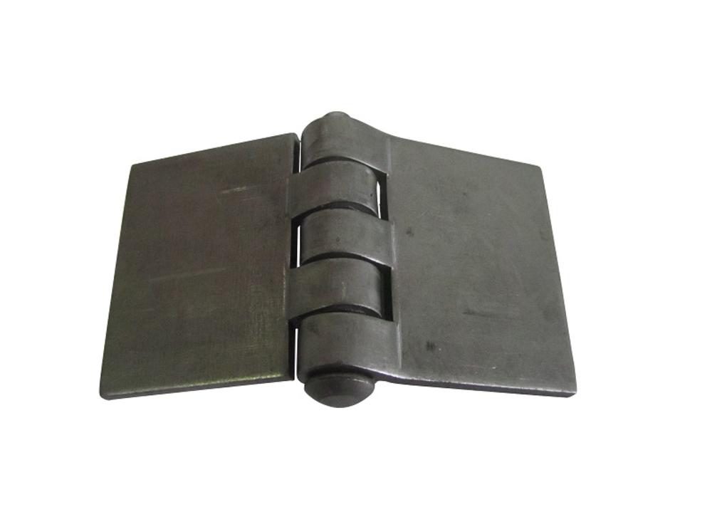 Flat Steel Hinge 50mm x 50mm