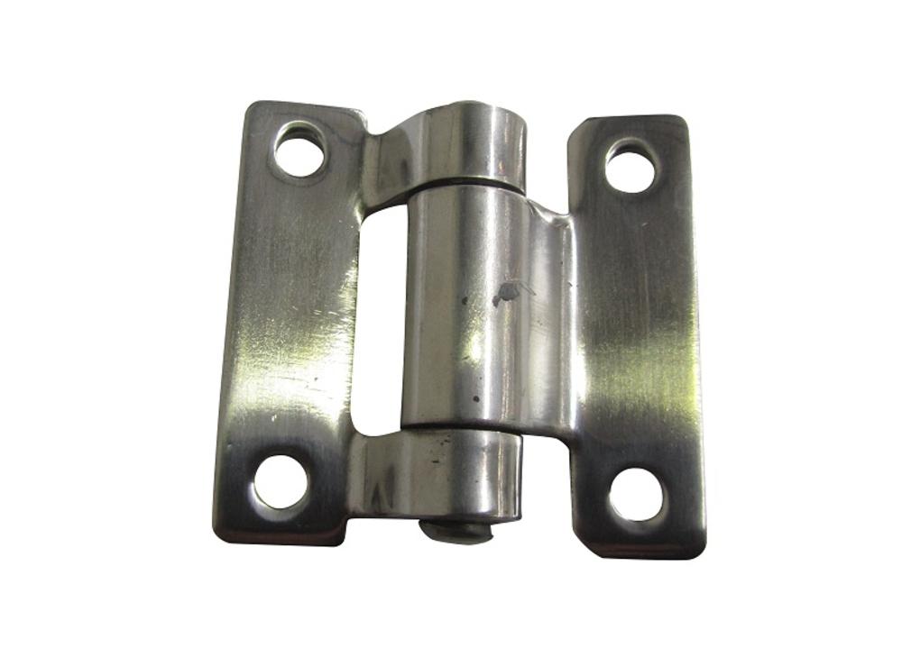Stainless Steel Door Hinge 60mm x 60mm x 4mm