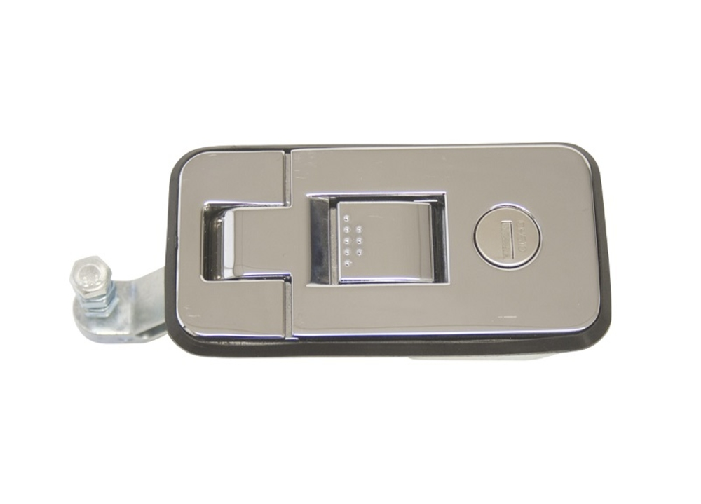 Compression Lock Large Chrome Plated