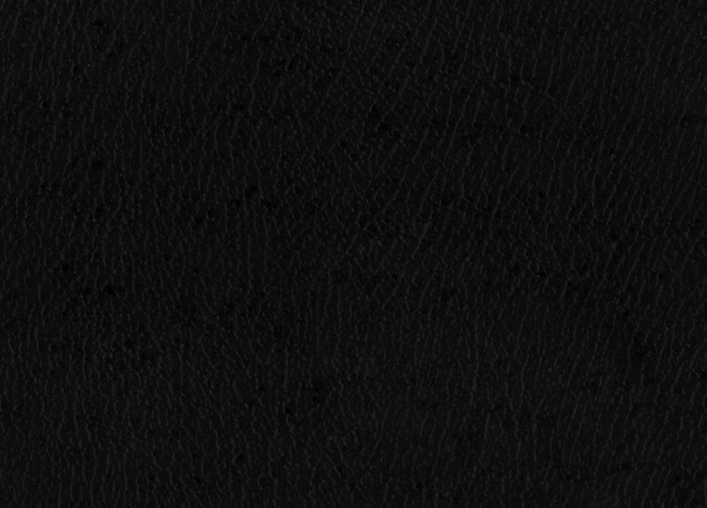 Toptarp® 700 Leather Grain 205cm Black