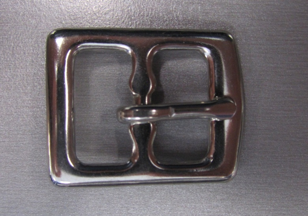 Stirrup Buckle 1'' Stainless Steel 25 Pack **Obsolete**