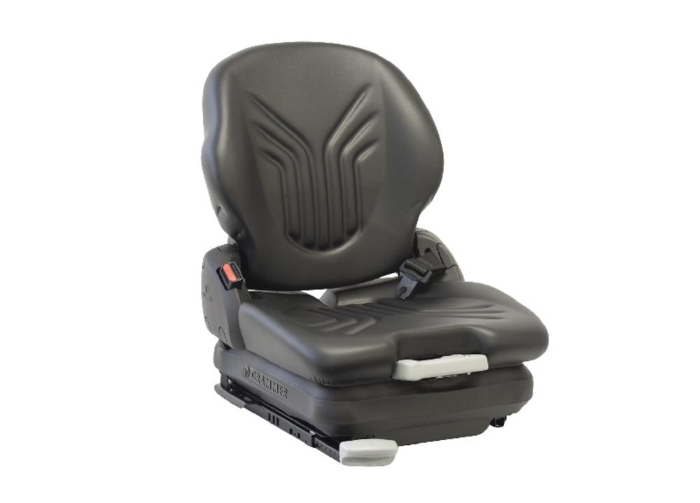 GRAMMER Primo XM MSG65/521 Vinyl Forkhoist/Ride On Seat