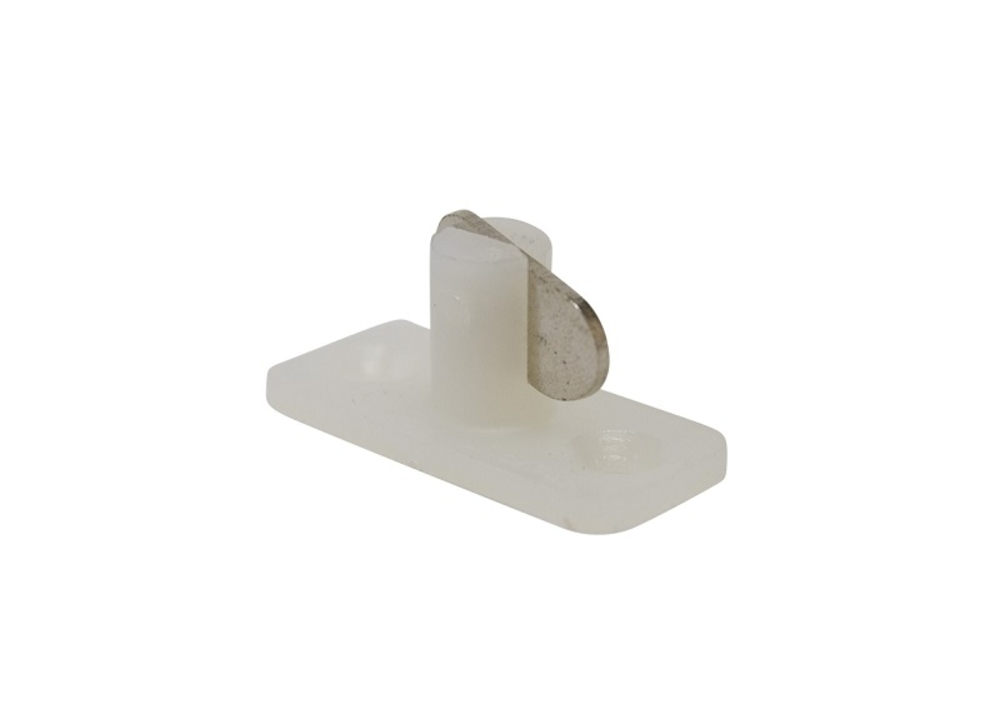 Stayput™ Vertical Nylon Single White 25 Pkt