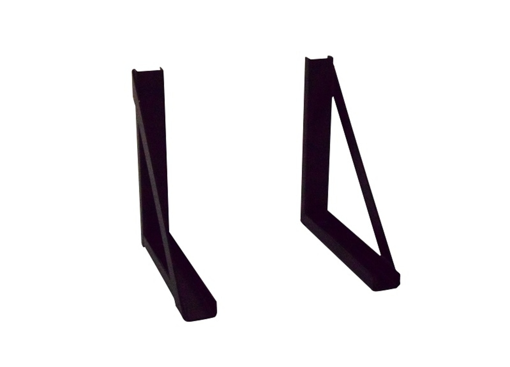 Red Flag™ Tool Box Bracket 500mm Long LH & RH Pair