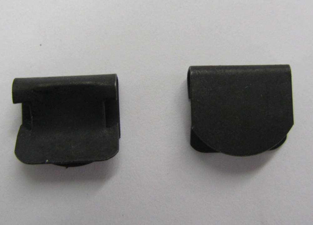 Trim Clips 16220 Carbon Steel 100 Pkt