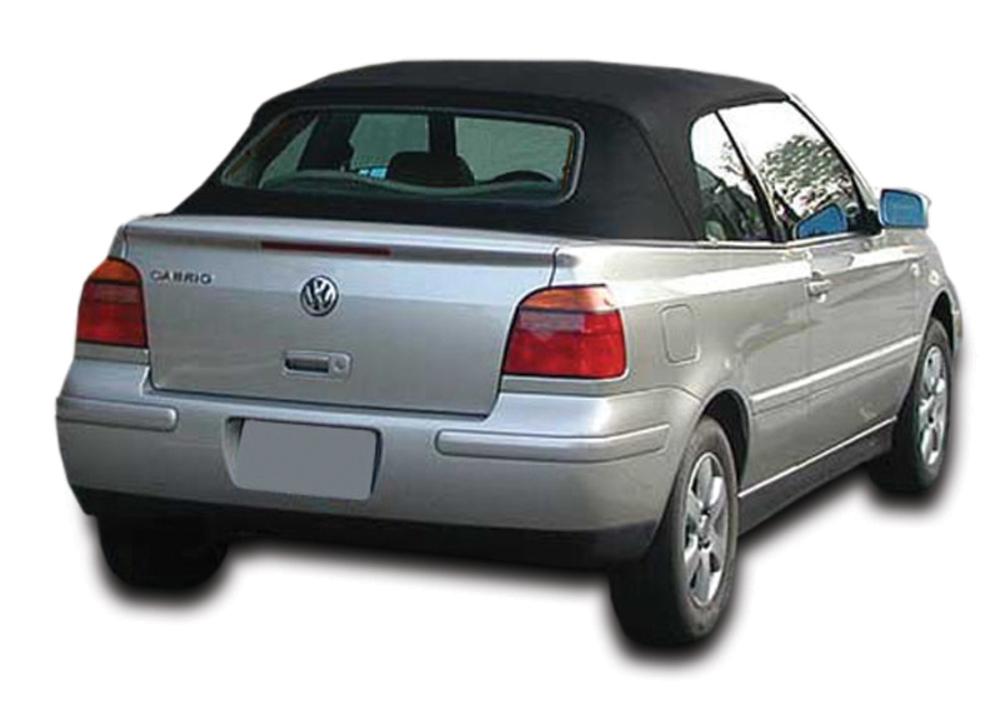 VW Golf 1995-2000 Top SF Cloth Black **Obsolete**